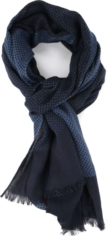 Marc O'Polo Scarf Total Eclipse