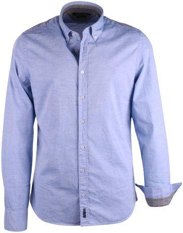Marc O\'Polo Shirt Light Blue