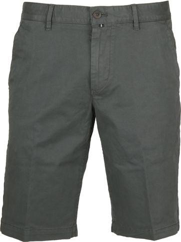 Marc O'Polo Shorts Reso Dunkelgrün