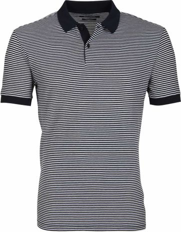 Marc O\'Polo Strepen Navy