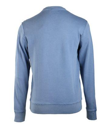 Detail Marc O\'Polo Sweater Blauw