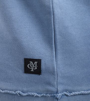 Detail Marc O\'Polo Sweater Blauw