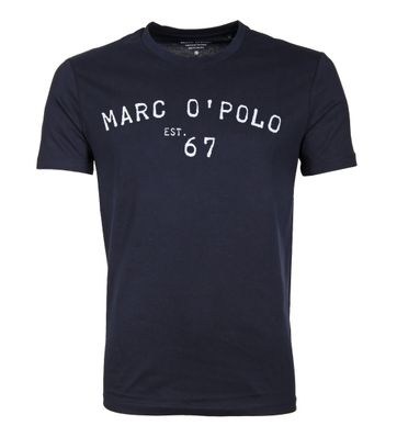 Marc O\'Polo T-Shirt Logo Navy