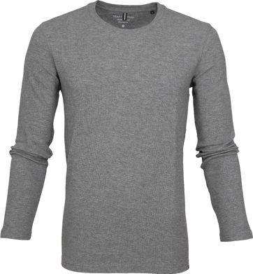 Marc O'Polo T-shirt Longsleeve Grau