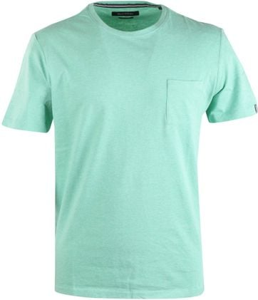 Marc O\'Polo T-shirt Pocket Groen