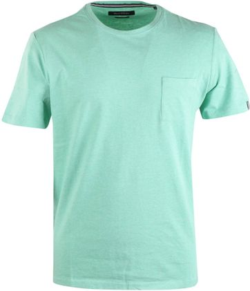 Marc O'Polo T-shirt Pocket Grün