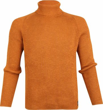 Marc O'Polo Turtleneck Caramel