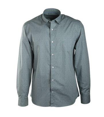 McGregor Overhemd Cress Olijfgroen