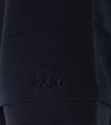 Detail Mcgregor Polo Donkerblauw