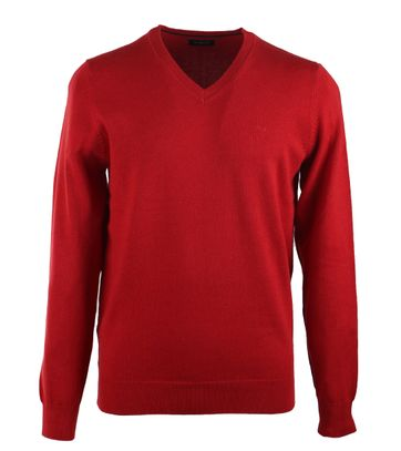 McGregor Pullover Springer Red