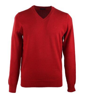 McGregor Pullover Springer Rot