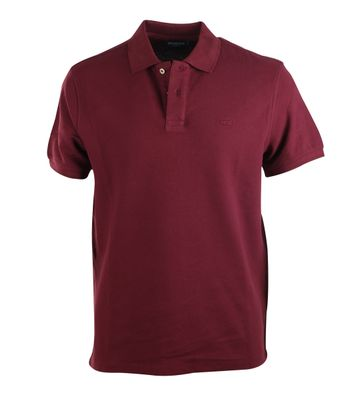 Mcgregor Stapleton Polo Bordeaux
