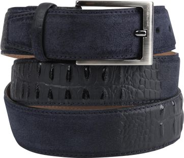 Melik Belt Dubbled Navy