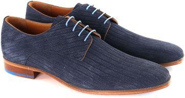 Melik Dress Shoes Bambu Navy