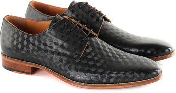 Melik Dress Shoes Buldock Black