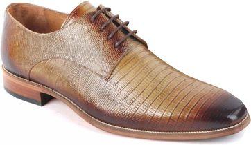 Melik Dress Shoes Orsino Beige Stillo