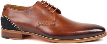 Melik Dress Shoes Volano Cognac