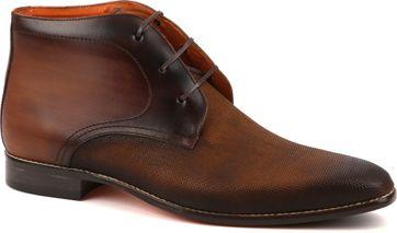Melik Schuh Calabria Cognac