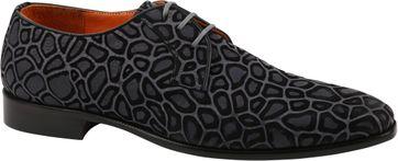 Melik Schuhe Cava Dunkelgrau