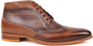Melik Shoe Celement Cognac