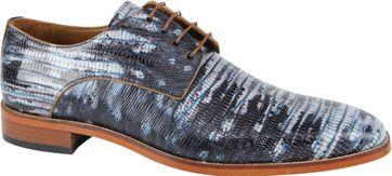 Melik Shoe Durante Blue