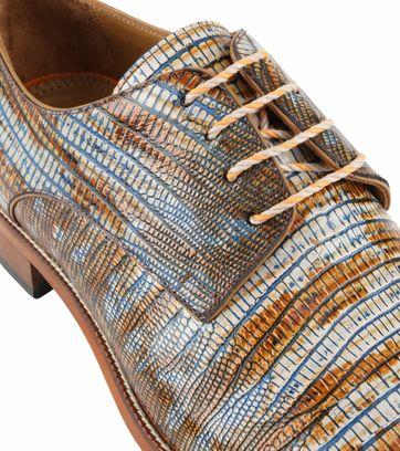 Melik Shoe Durante Cognac