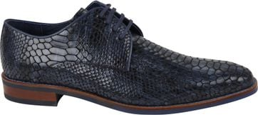 Melik Shoe Lawrence Dark Blue
