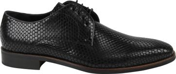 Melik Shoe Ontario Black