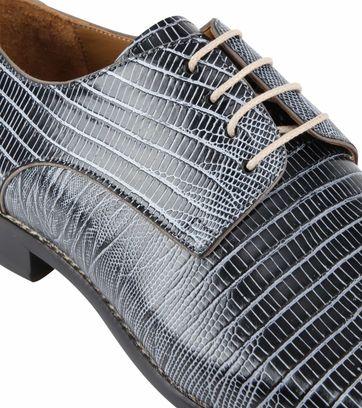 Melik Shoe Soria Black White