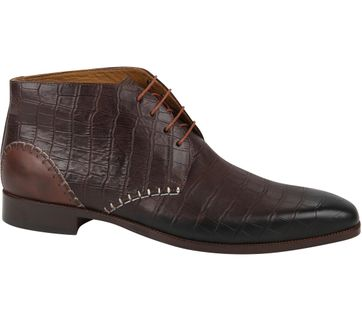 Melik Shoes Argun Brown