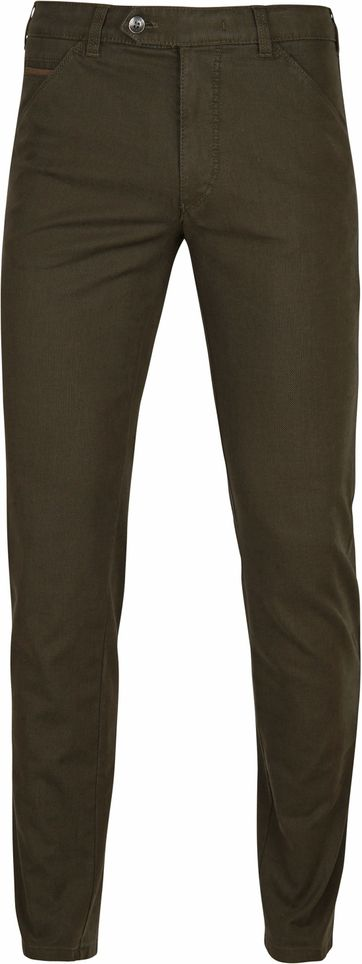 Meyer Chicago Chino Dark Green