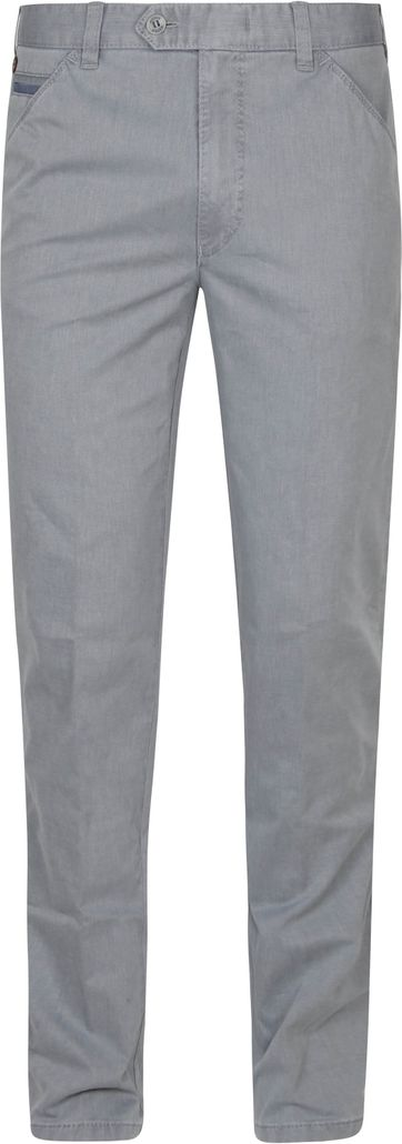 Meyer Chicago Chino Grey Blue