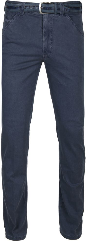 Meyer Chicago Chino Marineblauw