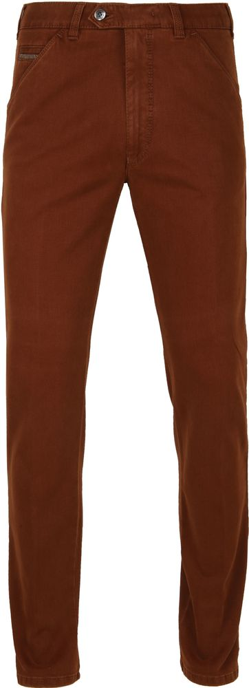Meyer Chino Chicago Cognac Braun