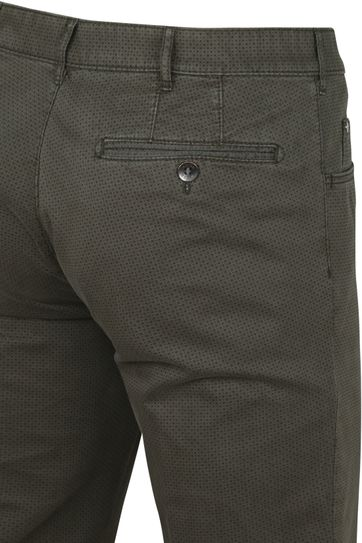 Meyer Chino Dubai Dark Green