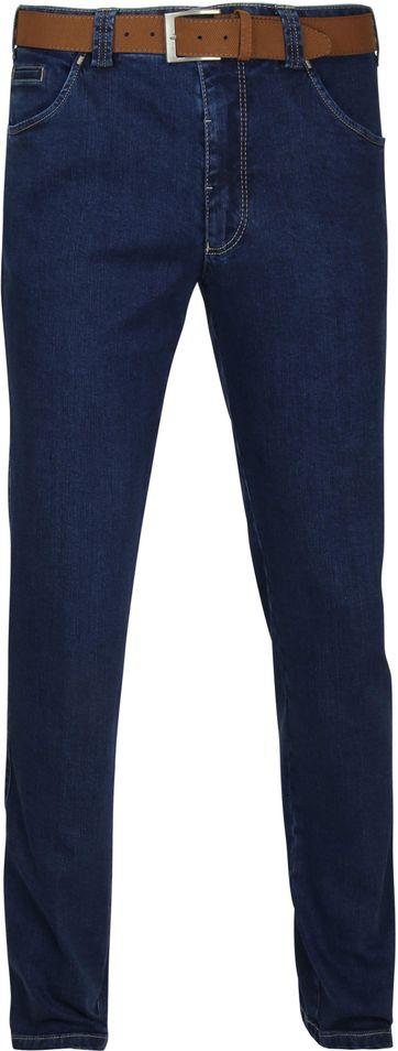 Meyer Dublin Jeans Blau