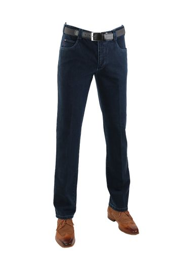 Meyer Jeans Diego Blau Comfort Fit