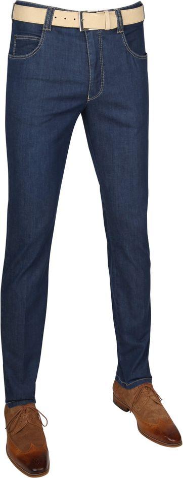 Meyer Jeans Dubai Blauw