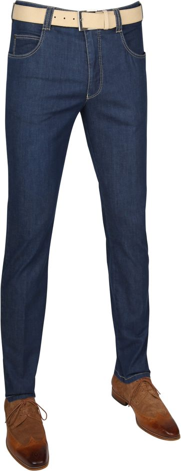 Meyer Jeans Dubai Blue