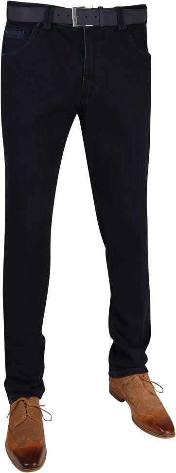 Meyer Jeans Dublin Donkerblauw