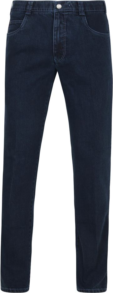 Meyer Jeans Pants Diego Navy