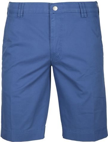 Meyer Palma Shorts Blue