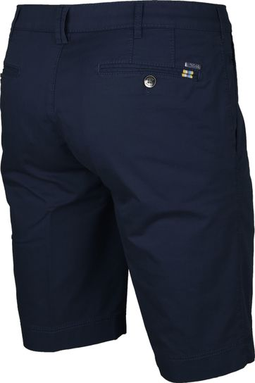 Meyer Palma Shorts Dark Blue
