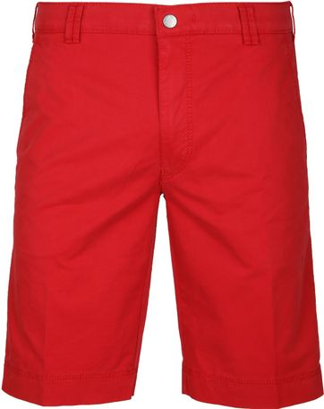 Meyer Palma Shorts Red