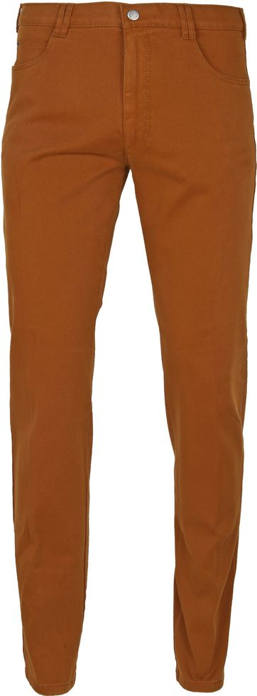 Meyer Pants Dubai Camel Brown