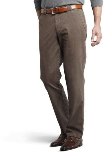 Meyer Pants Roma Brown
