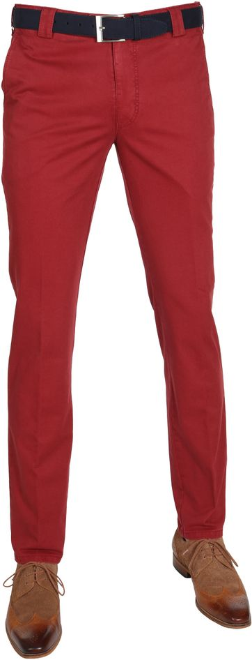 Meyer Pants Roma Red