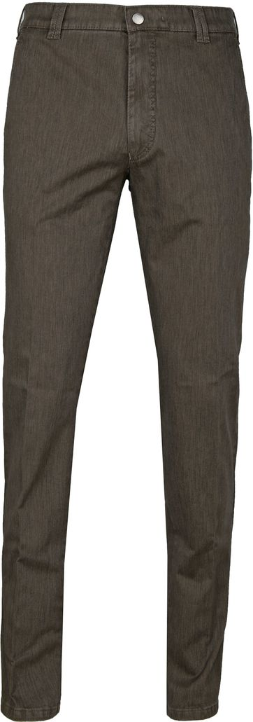 Meyer Rio Brown Chino