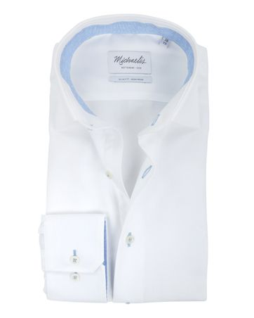 Michaelis Overhemd SF Non-Iron White