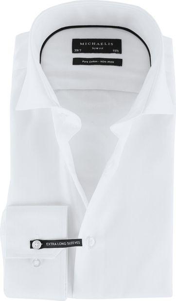 Michaelis Overhemd SlimFit Wit